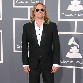 Val Kilmer in 54th Annual GRAMMY Awards - Arrivals