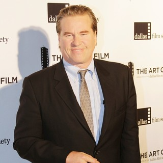 Val Kilmer in Val Kilmer Is Honored During The Dallas Film Society's Art of Film Gala
