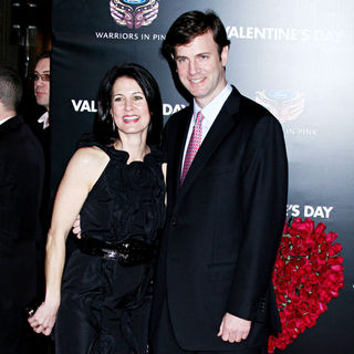 Wayne Allan Rice in Los Angeles World Premiere of 'Valentine's Day' - Red Carpet