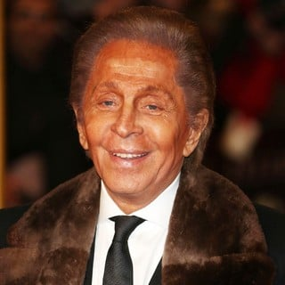 Valentino Garavani in Les Miserables World Premiere - Arrivals