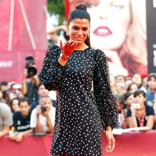 Valeria Solarino in The 68th Venice Film Festival - Day 3 - A Dangerous Method - Red Carpet