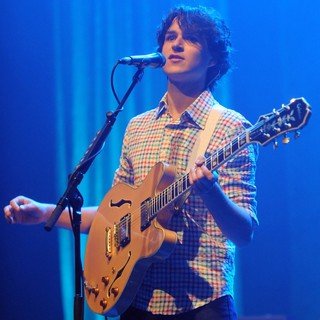 Ezra Koenig, Vampire Weekend in Vampire Weekend Perform at Fillmore Miami Beach