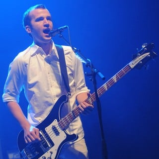 Chris Baio, Vampire Weekend in Vampire Weekend Perform at Fillmore Miami Beach
