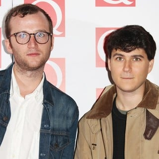 Vampire Weekend in The Q Awards 2013 - Arrivals - vampire-weekend-q-awards-2013-01
