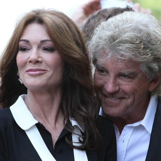 Lisa Vanderpump, Ken Todd in David Foster Honored with Star on The Hollywood Walk of Fame