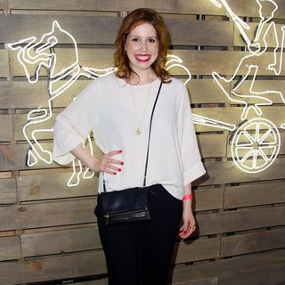 Vanessa Bayer in Coach, Inc and Friends of The High Line Present The Fourth Annual Summer Party on The High Line