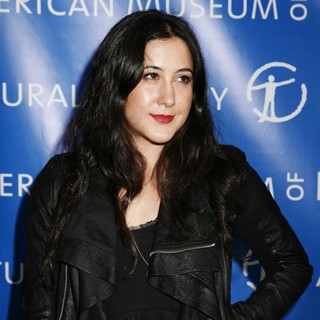 Vanessa Carlton in 2009 American Museum of Natural History's Museum Dance