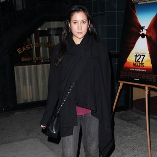 Vanessa Carlton in The New York Premiere of 127 Hours - Outside Arrivals