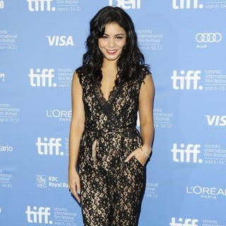 Vanessa Hudgens in Spring Breakers Press Conference Photo Call - During The 2012 Toronto International Film Festival