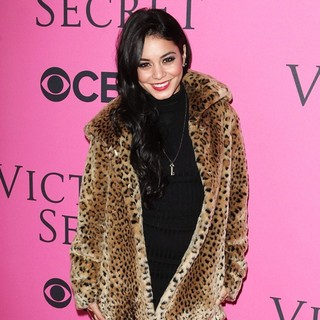 Vanessa Hudgens in The 2012 Victoria's Secret Fashion Show