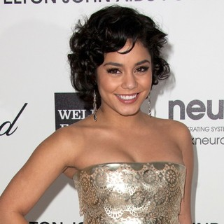Vanessa Hudgens in The 20th Annual Elton John AIDS Foundation's Oscar Viewing Party - Arrivals