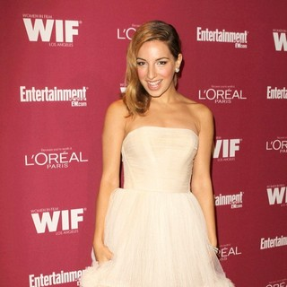 Vanessa Lengies in The 2011 Entertainment Weekly and Women in Film Pre-Emmy Party Sponsored by L'Oreal