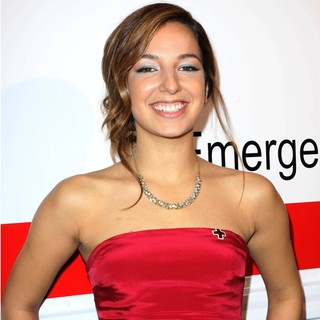 Vanessa Lengies in The American Red Cross Red Tie Affair Fundraiser Gala