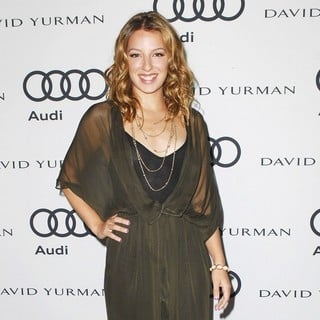 Vanessa Lengies in Audi and David Yurman Kick Off Emmy Week 2011 - Arrivals - vanessa-lengies-kick-off-emmy-week-2011-02