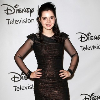 Vanessa Marano in 2011 Disney ABC Television Group Host Summer Press Tour