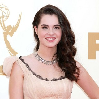 Vanessa Marano in The 63rd Primetime Emmy Awards - Arrivals