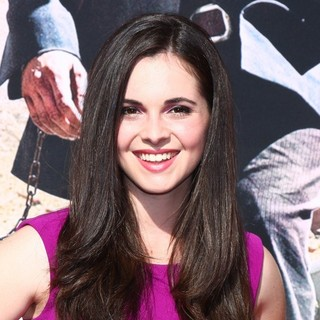 Vanessa Marano in The World Premiere of Disney-Jerry Bruckheimer Films' The Lone Ranger