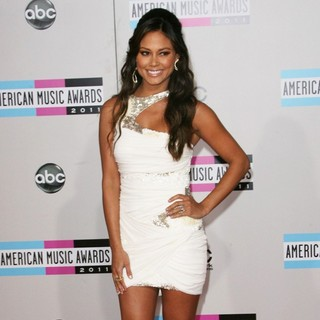Vanessa Minnillo in 2011 American Music Awards - Arrivals