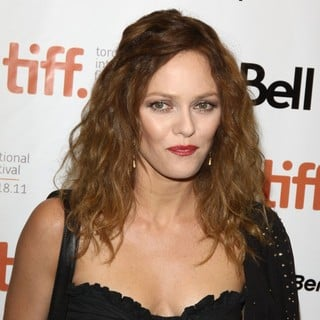 Vanessa Paradis in 36th Annual Toronto International Film Festival - Cafe De Flore - Premiere