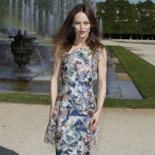Vanessa Paradis in The Chanel 2012-2013 Cruise Collection - Arrivals and Front Row