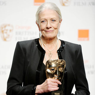 Vanessa Redgrave in The Orange British Academy Film Awards (BAFTA Awards) - Press Room