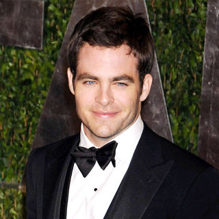 Chris Pine in The 82nd Annual Academy Awards (Oscars) - Vanity Fair Party - Arrivals