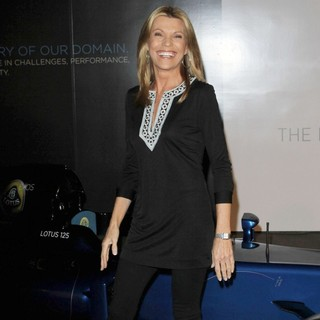 Vanna White in U.S. Launch Event for New Lotus Cars - vanna-white-u-s-lunch-event-for-new-lotus-cars-04
