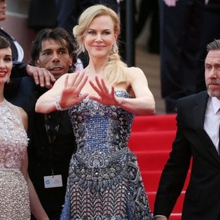 Paz Vega in 67th Cannes Film Festival - Opening Ceremony - vega-kidman-roth-67th-cannes-film-festival-03