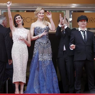 Paz Vega in 67th Cannes Film Festival - Opening Ceremony - vega-kidman-roth-dahan-67th-cannes-film-festival-01