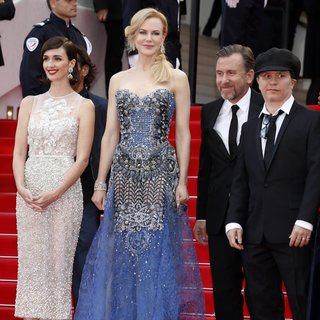 Paz Vega in 67th Cannes Film Festival - Opening Ceremony - vega-kidman-roth-dahan-67th-cannes-film-festival-03