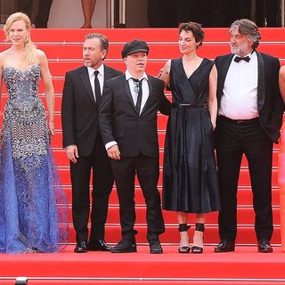 Paz Vega in 67th Cannes Film Festival - Opening Ceremony - vega-kidman-roth-dahan-balibar-pogam-somerville-67th-cannes-film-festival-01
