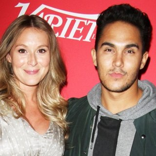 Alexa Vega, Carlos Pena Jr.-Variety Latino's 10 Latinos to Watch Event