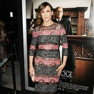 Vera Farmiga in Premiere of Warner Bros. Pictures and Village Roadshow Pictures' The Judge