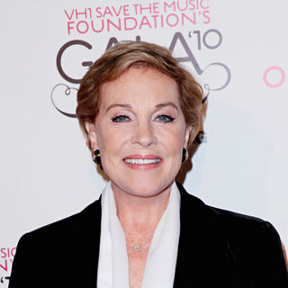 Julie Andrews in Vh1 Save The Music Foundation Gala