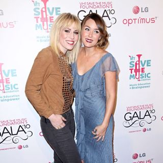 Natasha Bedingfield, Lauren Conrad in Vh1 Save The Music Foundation Gala