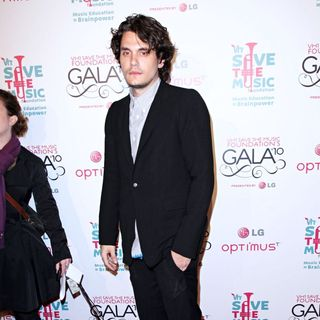 John Mayer in Vh1 Save The Music Foundation Gala - vh1_gala_066_wenn5568046