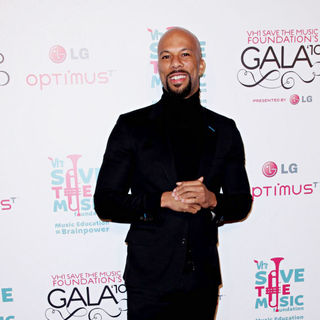 Common - Vh1 Save The Music Foundation Gala