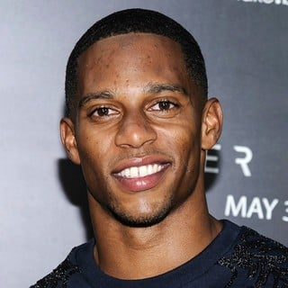 Victor Cruz in New York Premiere of After Earth