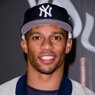 Victor Cruz in The Hennessy Wild Rabbit Campaign Launch Event - Arrivals