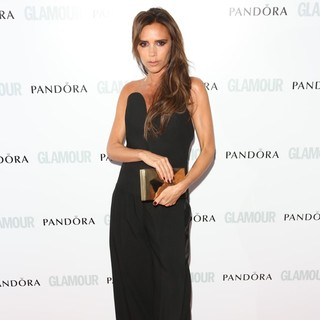 Victoria Adams - Glamour Women of The Year Awards 2013