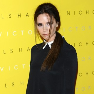 Victoria Adams in Unveiling of Victoria Beckham Clothing Line - Arrivals
