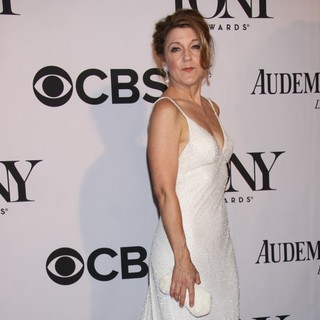 Victoria Clark in The 67th Annual Tony Awards - Arrivals