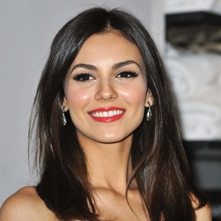 Victoria Justice in Victoria Justice Hosts H and M's Exclusive Conscious Collection Launch Party