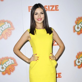Victoria Justice in The Premiere of Paramount Pictures' Fun Size - Arrivals