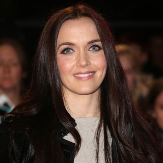 Victoria Pendleton in The Premiere of The Twilight Saga's Breaking Dawn Part II - Arrivals