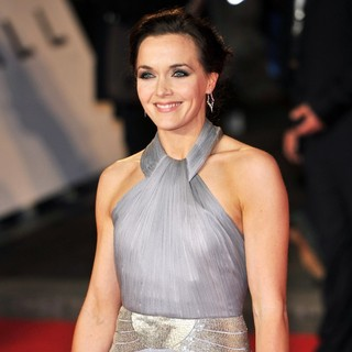 Victoria Pendleton in World Premiere of Skyfall - Arrivals
