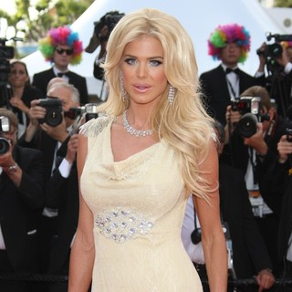 Victoria Silvstedt in Madagascar 3: Europe's Most Wanted Premiere- During The 65th Cannes Film Festival