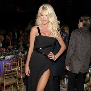 Victoria Silvstedt in The Angel Ball 2012