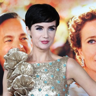 Victoria Summer in Saving Mr. Banks Los Angeles Premiere