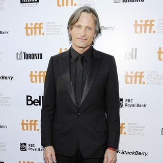 Viggo Mortensen in 36th Annual Toronto International Film Festival - A Dangerous Method - Premiere Arrivals